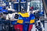 Japanski robot Gundam od 25 tona i 18 metara