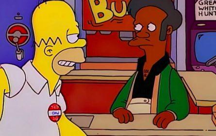 Homer Simpson i Apu (Foto: FOX)