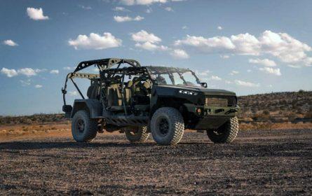 """""""Infantry Squad Vehicle"""" - novo vozilo američke vojske"""