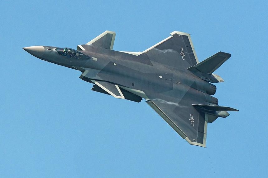 Kineski avion pete generacije dobio novu verziju J-20B