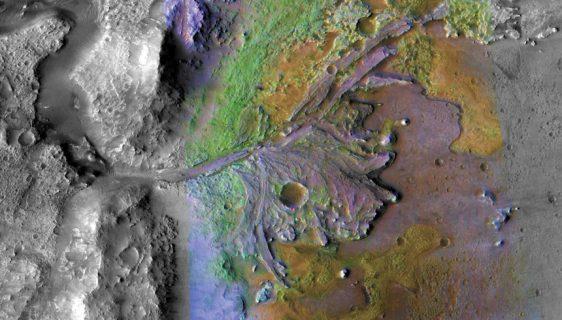 """""""Persiverens"""" slijeće na krater Jezero nazvan po opšini u Srpskoj"""