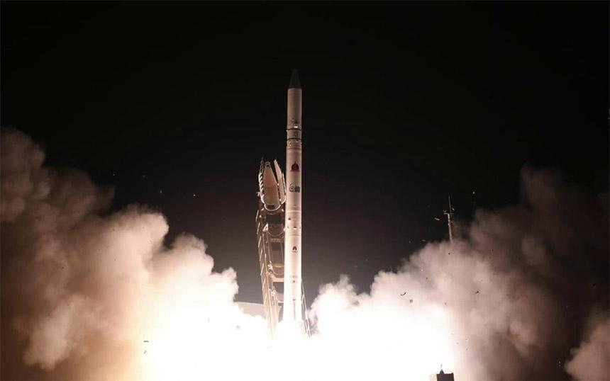"""Izrael lansirao novi špijunski satelit """"Ofek 16"""""""