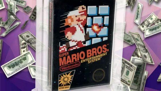 Super Mario Bros - najskuplja video-igra u istoriji