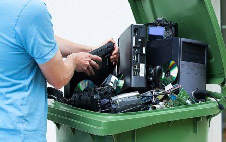 Šokantan izvještaj: U 2019. stvoreno 52,7 miliona elektronskog otpada