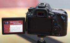 DSLR fotoaparati podložni ransomvare napadima