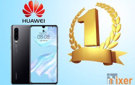 Huawei je BROJ 1 proizvođač pametnih telefona