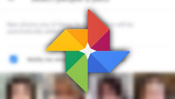 Google photos ilustracija