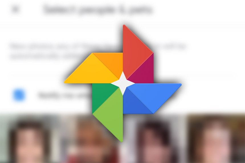 Google photos ilustracija