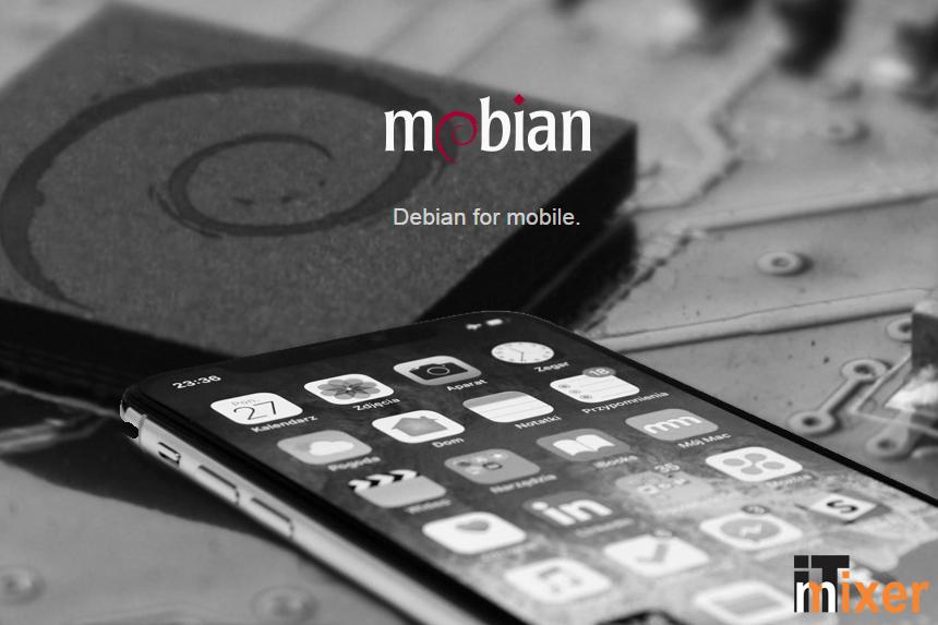 Mobian - Linux OS za pametne telefone baziran na Debianu