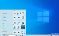 Novi Windows 10 start meni koji reaguje na teme