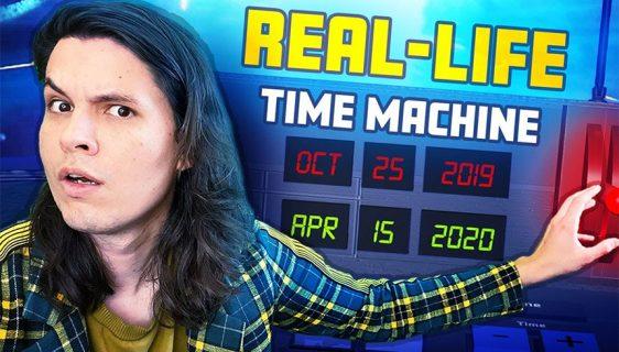 Kreirao virtuelni vremeplov kojim putuje nazad kroz vrijeme