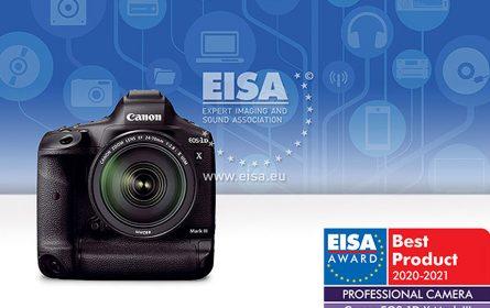 EISA dodijelila šest nagrada za Canon