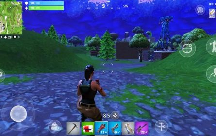 Fortnite mobile, iOS i Android