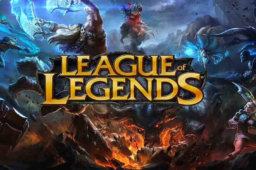 League of Legends 2020