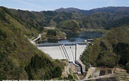 Kompanija Obayashi Corporation angažuje robote za izgradnju brane
