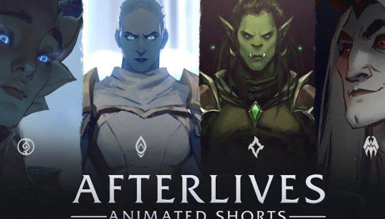 Blizzard najavio premijeru animirane serije Shadowlands Afterlives