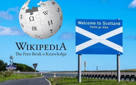Čitavu škotsku Wikipediju uređivala osoba koja ne zna škotski jezik