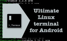 Termux - najbolji terminal na Android telefonima