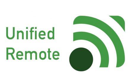 Unified Remote - pretvarač pametnog telefona u daljinski upravljač