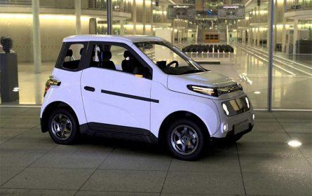 """Ruska """"Zeta"""" - najjeftiniji električni automobil na svijetu"""