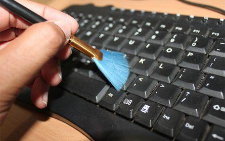 Čišćenje tastature
