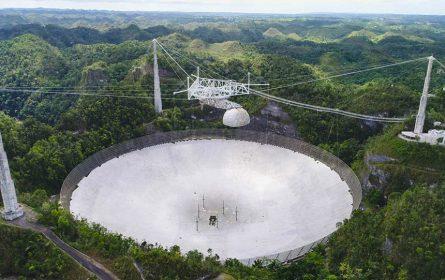 Ugašena opservatorija Aresibo - teleskop za traženje vanzemaljaca