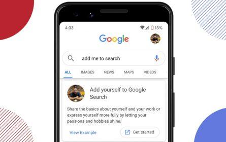 Google testira koncept ličnih profilnih kartica u pretraživač