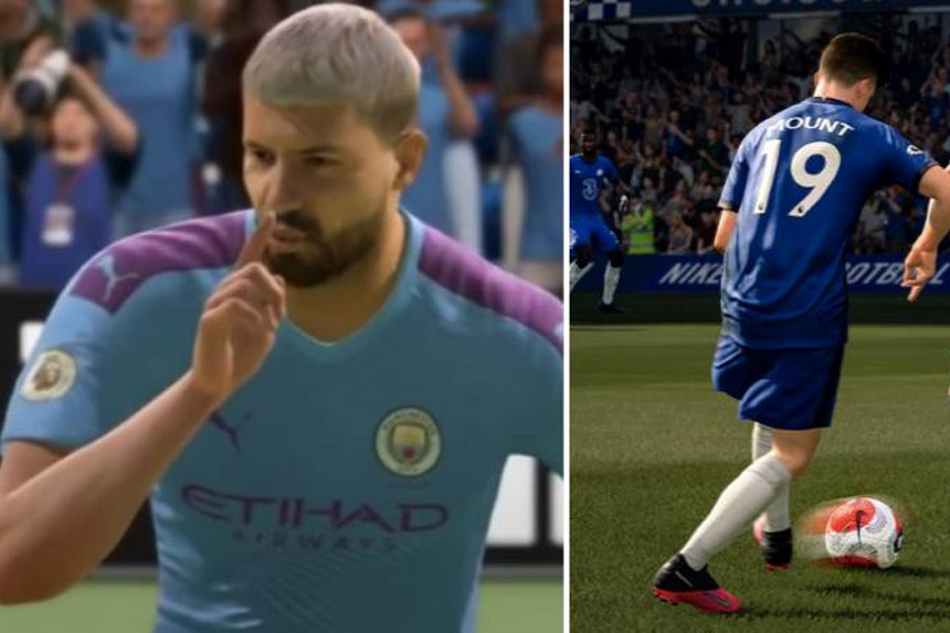 Simulacija FIFA 21 ukida neke od načina proslave pogodaka