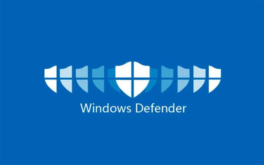 Windows Defender - antivirus