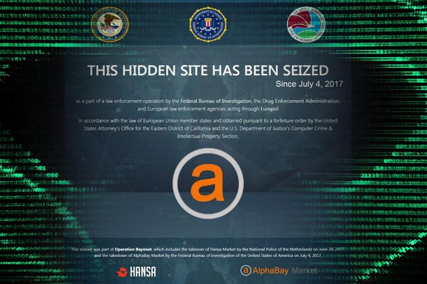 dark web AlphaBay
