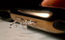 Apple Watch izbacuje vodu