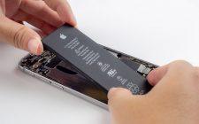 Apple baterija