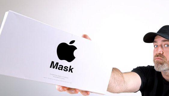Apple zaštitne maske