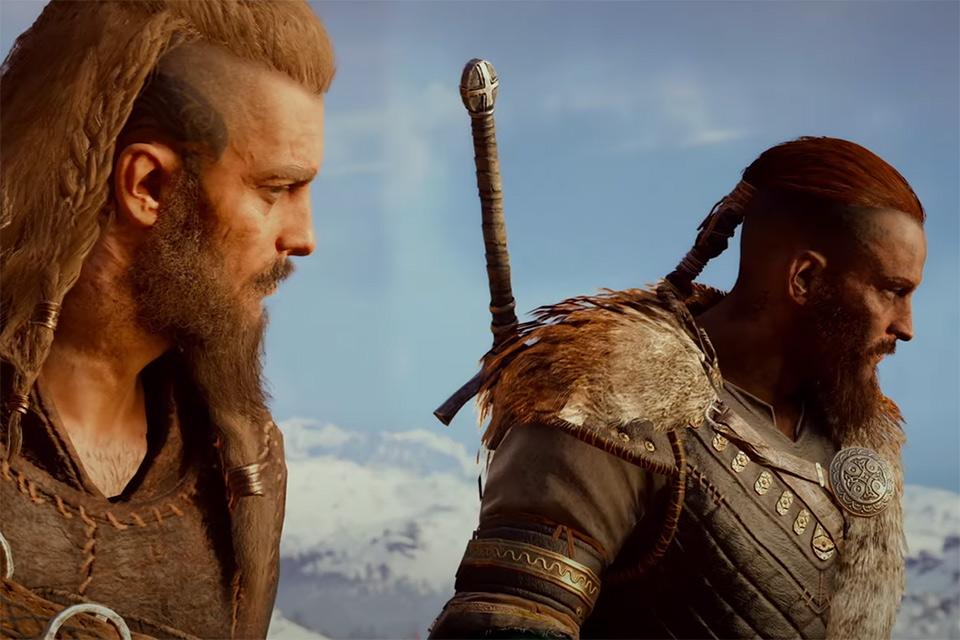 trejler Assassin's Creed Valhalla