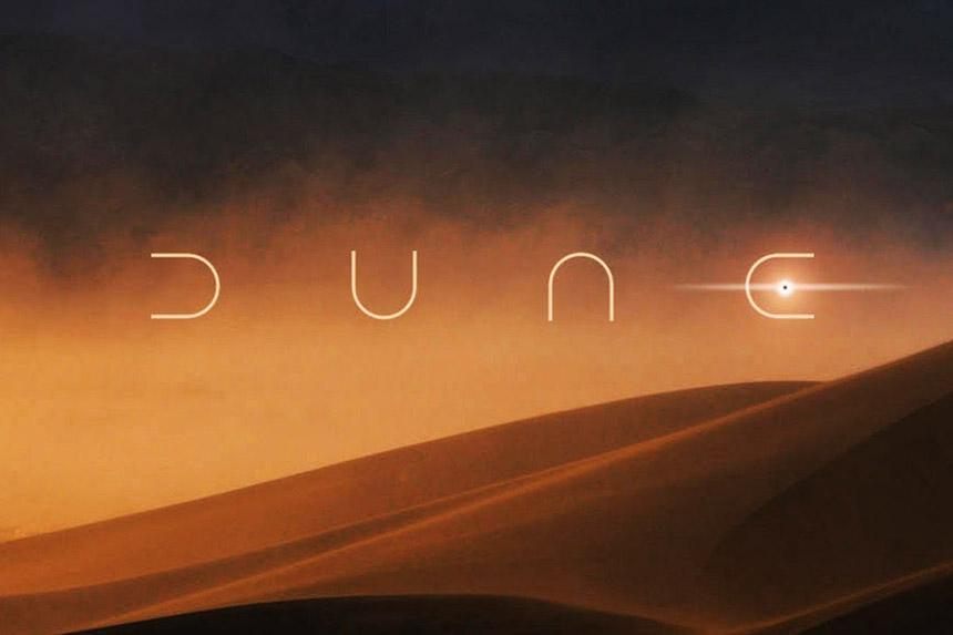 """prvi trejler za naučnofantastični film """"Dina"""""""