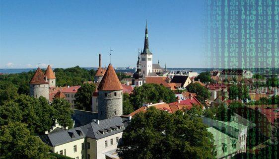 Estonija zemlja digitalna