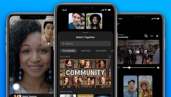 Watch Together - nova opcija za Facebook Messenger