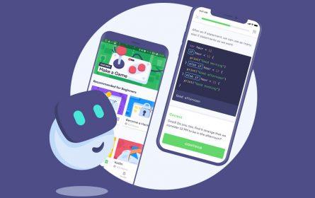 Mimo aplikacija - učenje programiranje za početnike