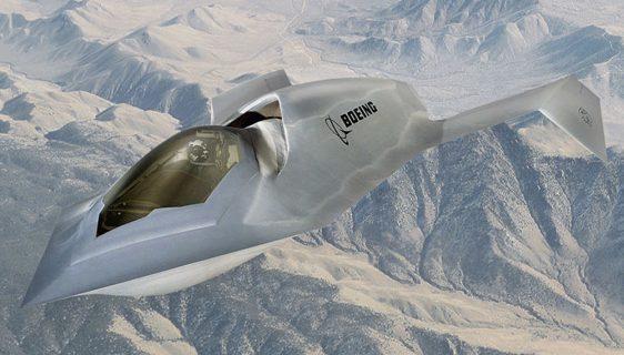SAD tajno razvile i testirale u letu borbeni avion sljedeće generacije