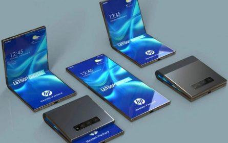 HP podnio patent za dizajn savitljivih telefona
