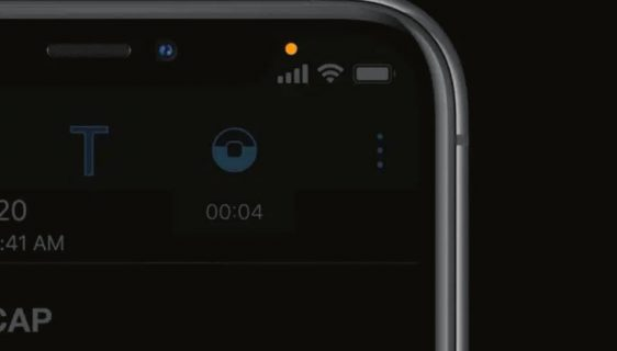 Sa iOS 14, Apple uvodi indikator snimanja kamere i mikrofona