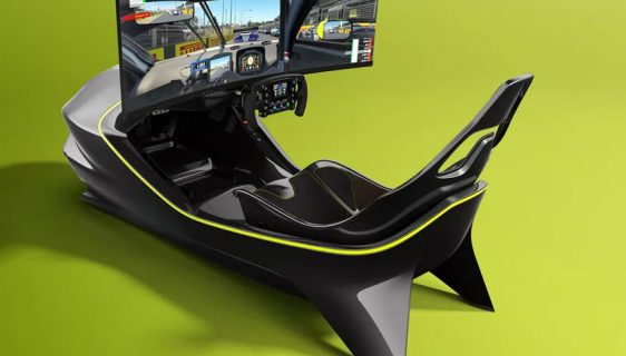 Luksuzni simulatori Aston Martin za gejmere