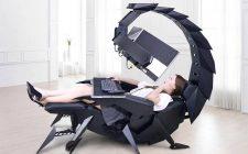 Škorpion stolica za gejmere