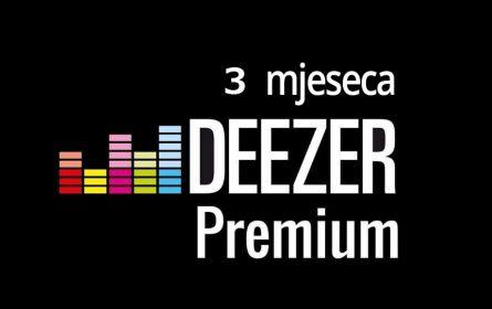 Huawei poklanja 3 mjeseca besplatno Deezer Premium servis