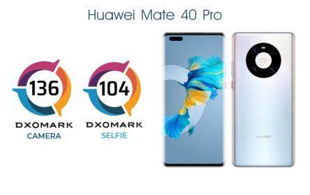 DxOMark: Huawei Mate 40 Pro zasluženo na vrhu