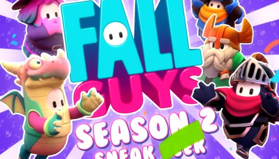 Fall Guys sezona 2
