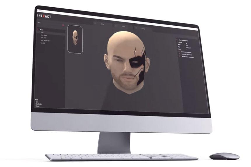 """ossible Reality uz pomoć """"Intract"""" tehnologije stavlja vaše lice u lik video igre"""
