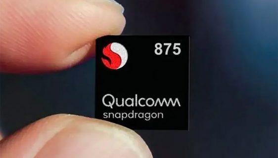 Qualcomm Snapdragon 875 čipset
