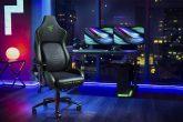 Razer Iskur - prva Razerova stolica za gejmere