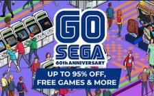 SEGA dijeli besplatne igre povodom 60 godina postojanja
